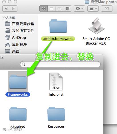Adobe CC 2014 Mac 文件替换&序列激活方法 – Mac全系列通用