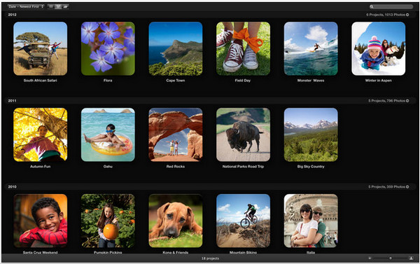 Apple Aperture for Mac 3.6 中文破解版下载(兼容Yosemite) – 专业图像后期处理软件