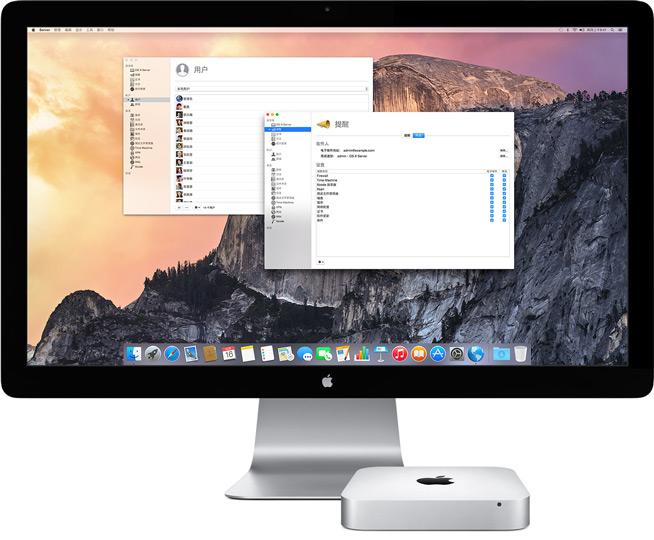 Apple OS X Server V4.1 – 人人都能管理服务器-麦氪搜(iMacso.com)