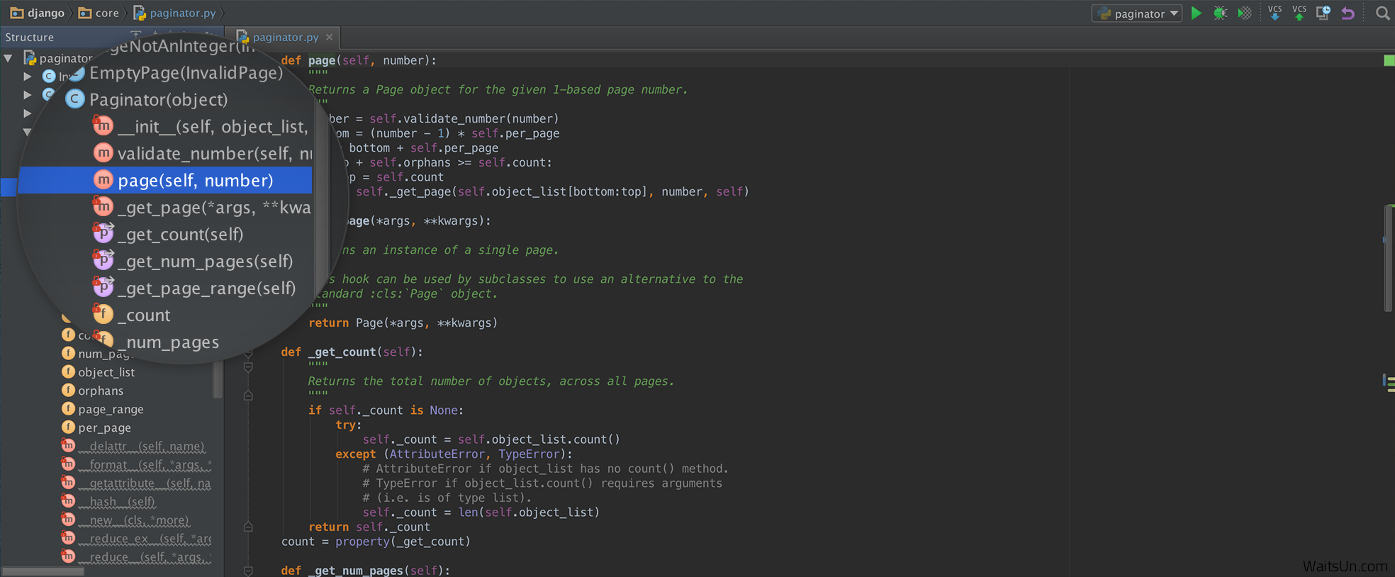 JetBrains PyCharm Professional for Mac 4.5.2 破解版 – Mac上强大的Python编程工具-麦氪搜(iMacso.com)
