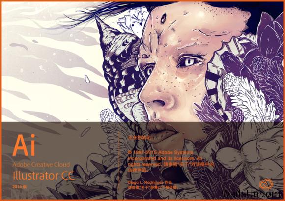 Adobe Illustrator CC 2015 for Mac 19.0 中文破解版