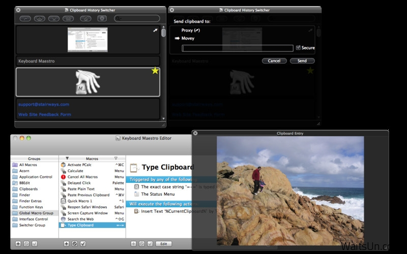 Keyboard Maestro for Mac 7.0 破解版 – 功能强大的Mac键盘增强工具-麦氪搜(iMacso.com)