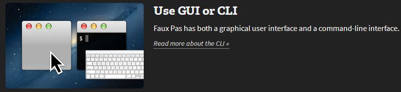 Faux Pas for Mac 1.5 破解版 – 强大的Xcode辅助工具-麦氪搜(iMacso.com)