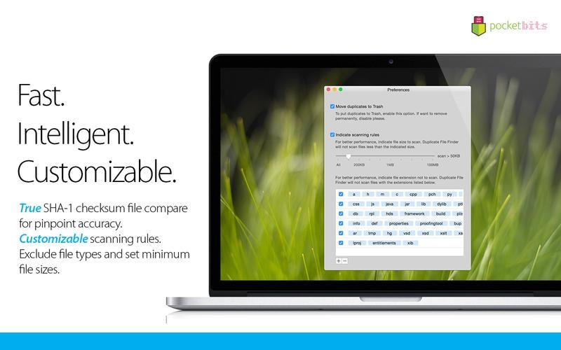 Duplicate File Cleaner for Mac 2.0 破解版 – 优秀的重复文件搜索工具-麦氪搜(iMacso.com)