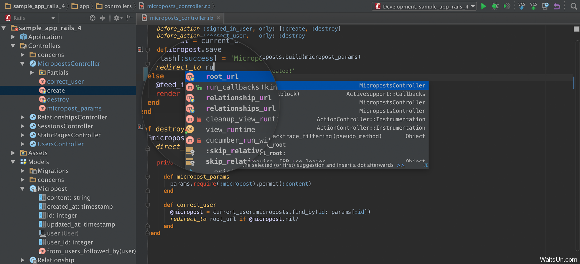 RubyMine for Mac 7.1.4 破解版 – Mac上强大的 Ruby on Rails 开发工具-麦氪搜(iMacso.com)