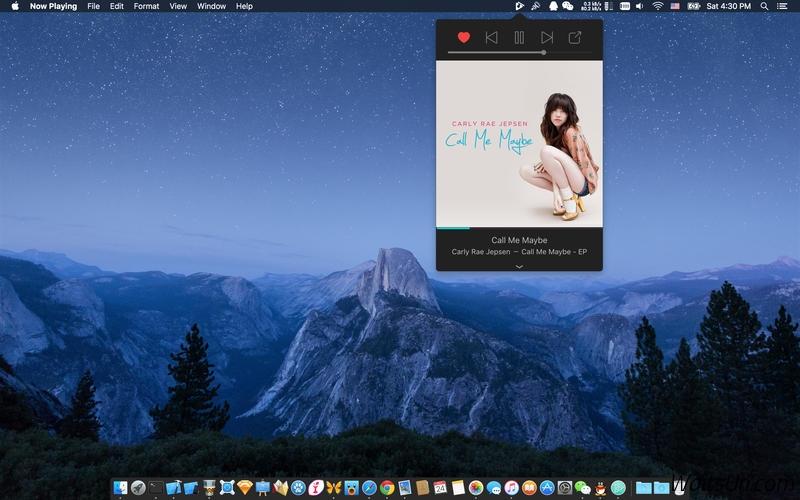 Now Playing 3 for Mac 3.0.1 破解版 – 优秀的iTunes音乐播放辅助工具-麦氪搜(iMacso.com)