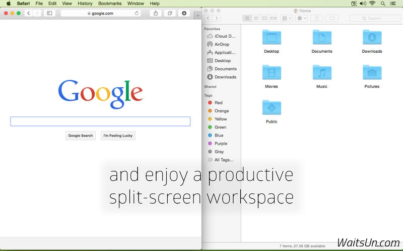 Cinch for Mac 1.2.1 破解版 - 实用的窗口控制工具