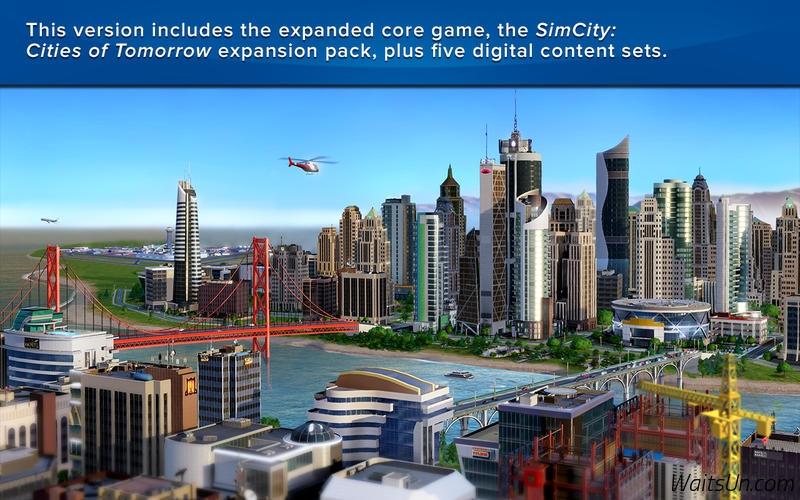 SimCity™ 4 Deluxe Edition Mac 模拟城市 模拟经营类游戏代表作-麦氪搜(iMacso.com)