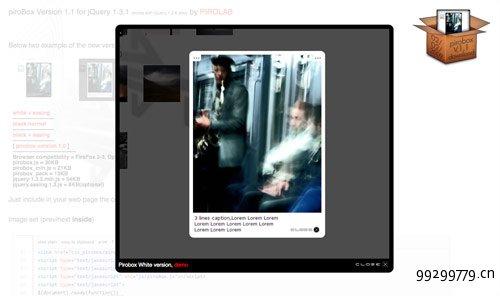 LIGHT BOX效果JS大集合(Jquery相关)-麦氪搜(iMacso.com)
