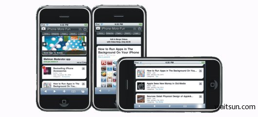 mobile version tools