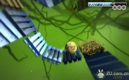 三维平衡球 – 充满挑战性的3D休闲游戏-麦氪搜(iMacso.com)