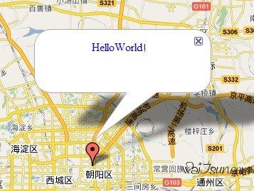 Google maps API开发(一)-麦氪搜(iMacso.com)