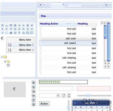 UI设计师的盛宴:Web UI设计资源大系-麦氪搜(iMacso.com)
