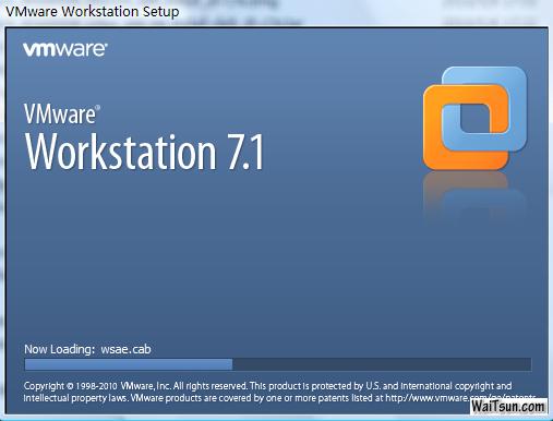 VMware Workstation7.1.1 build-282343 汉化补丁┆ 注册机-麦氪搜(iMacso.com)