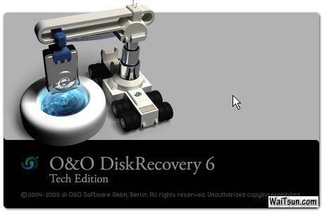 DiskRecovery V6  破解版 ┆ 注册码-麦氪搜(iMacso.com)