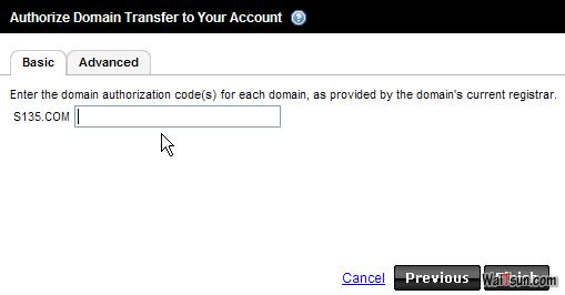 亲测,0费用从新网把域名转移到Godaddy,转移密码轻松得。-麦氪搜(iMacso.com)