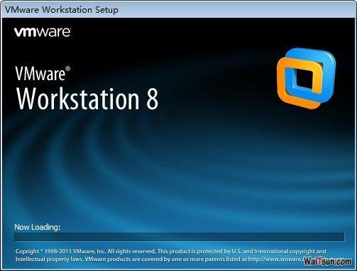VMware Workstation v8.0 正式版下载