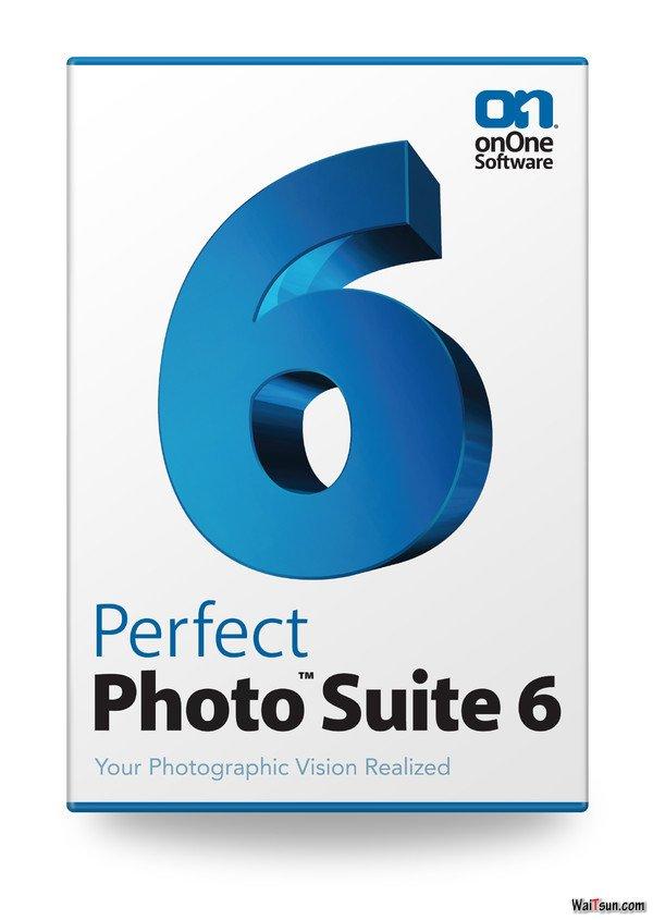 OnOne Perfect Photo Suite V6.0┆ 注册机-麦氪搜(iMacso.com)