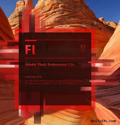 Adobe Flash Professional CS6 简体中文版 + 破解-麦氪搜(iMacso.com)