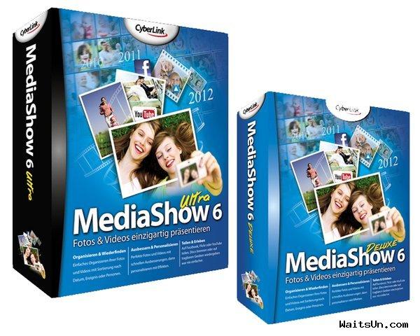 MediaShow Ultra 6.0.3914 魅力四射 多国语言 + 注册机-麦氪搜(iMacso.com)