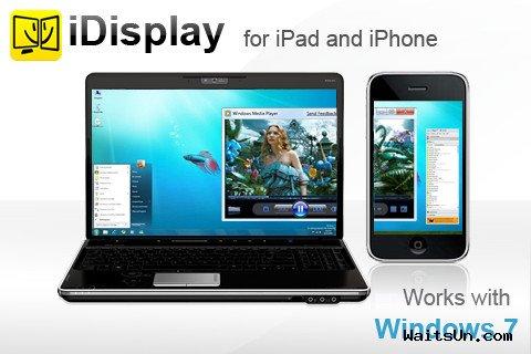 iDisplay 2.4.7 在iOS  Android设备上延伸屏幕-麦氪搜(iMacso.com)