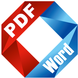 PDF to Word + for Mac 4.0.0 破解版 – Mac上优秀的PDF文件格式转换工具