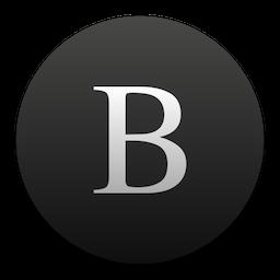 Byword for Mac 2.6 激活版 - Mac上简洁优秀的Markdown编辑器