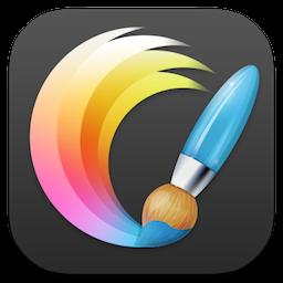 绘图大师 Pro Paint for Mac 3.3.6 破解版 - 绘画和图像设计制作软件