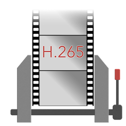 H265 Converter Pro for Mac 2.3 破解版 - H265视频格式转换工具