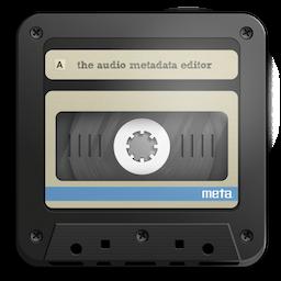 Meta for Mac 1.6.10 激活版 - 音频元数据音乐标签信息编辑器