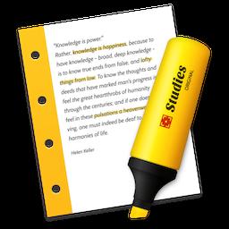 Studies 1.7.14 Mac 破解版 优秀的抽认卡制作工具