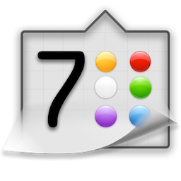 popCalendar for Mac 1.8.5 破解版 - 优秀的菜单栏日历工具