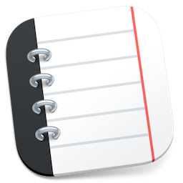 Notebooks 2.3 Mac 破解版 强大的文档管理和日程备忘工具