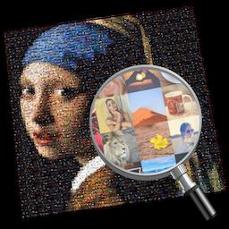 TurboMosaic 3.6.2 Mac 破解版 马赛克图片制作工具
