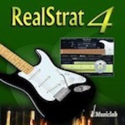 MusicLab RealStrat for Mac 4.0.07250 激活版 - 真实电吉他