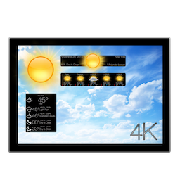 Motion Weather 4K 1.1.2 Mac 破解版 - 动态视频壁纸天气