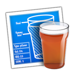BeerAlchemy for Mac 2.1.4 破解版 - 啤酒配方工具