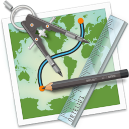 Ortelius 2 for Mac 2.2.3 破解版 - 地图矢量绘图应用