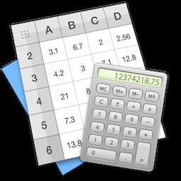 TableEdit Mac 破解版 干净和优雅的电子表格应用