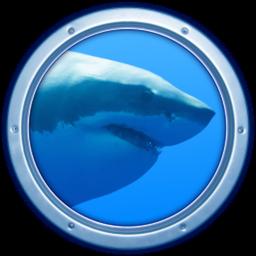 Sharks 3D for Mac 1.3.0 激活版 - 鲨鱼动态壁纸应用
