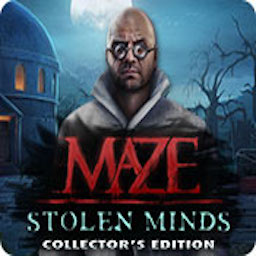 Maze: Stolen Minds Collector's Edition for Mac 2.0 破解版 - 隐藏物体解密冒险游戏