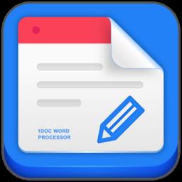 1Doc Pro 1.1.2 Mac 破解版 - 轻量快速功能齐全的多文档应用