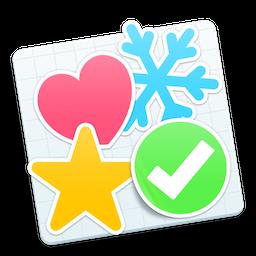 Graphics 3.0 Mac 破解版 - Mac插图集工具