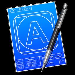 IconFly 3.9.2 Mac 破解版 - 图标转换生成软件