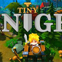 小小骑士 Tiny Knight Mac 破解版 卡通风格3D冒险游戏