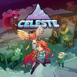 蔚蓝 Celeste 1.2.6.1 Mac 破解版 像素风格的横版跳跃游戏