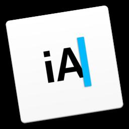 iA Writer 5.4.5 Mac 破解版 简洁易用的文本写作工具