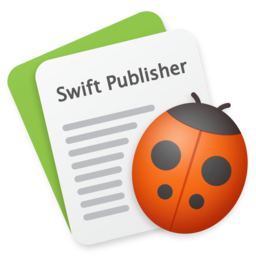 Swift Publisher 5.5.8 Mac 破解版 强大的平面设计与印刷模板工具