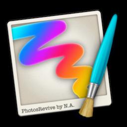 PhotosRevive 1.1.0 Mac 破解版 老照片自动上色软件