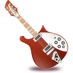 MusicLab RealRick Mac 破解版 电吉他虚拟乐器